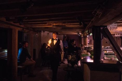 Nick Malinowski as Nathaniel