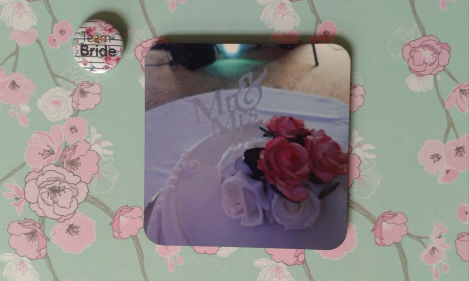 The Cake Coaster
